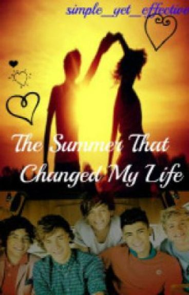 The Summer That Changed My Life (A One Direction Fanfic) by simple_yet_effective