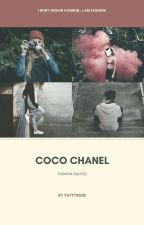 COCO CHANEL by Vattyrose