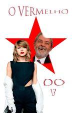 O vermelho do 13 by GabrielaPimentel905
