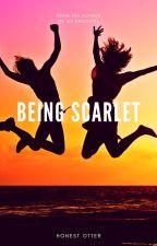 Being Scarlet by honestotter