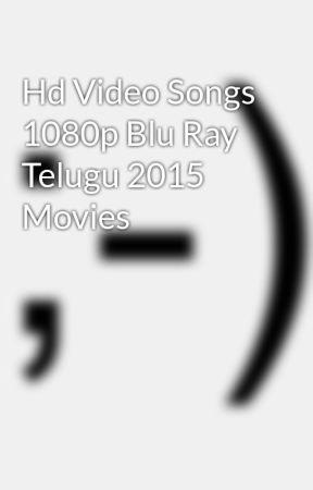 blu ray video songs 1080p in telugu 2014