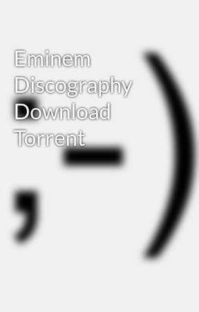 torrent eminem discography complete