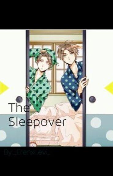 The Sleepover {LevixEren}