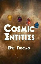 The Cosmic Entities  by Tuscag