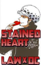 Stained Heart [Trafalger Law] by Yuki1014o