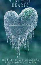 Wintered Hearts | Loki & Elsa FanFic by krowned99