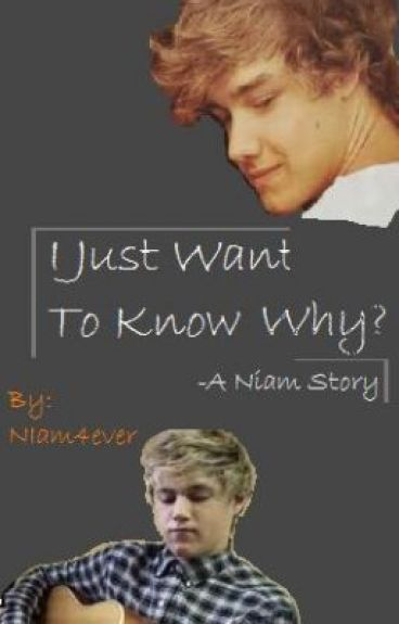 I Just Want To Know Why? -A Niam Story by Niam4ever