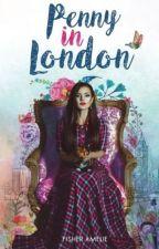 Penny in London by FisherAmelie