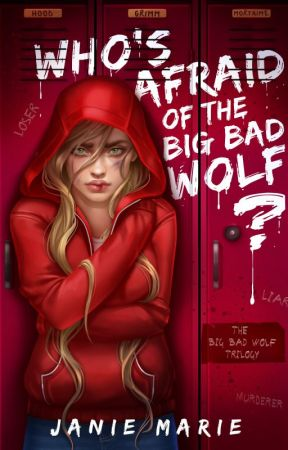 Who's Afraid of the Big Bad Wolf? (A G&M Novel) PUBLISHED 3/17/19 (Excerpt ONLY) by janie1617