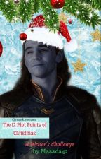 12 Plot Points Of Christmas: A Writer's Challenge by user98735533