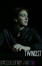 Twincest (Fred Weasley love story) by colorsofmyrainbow