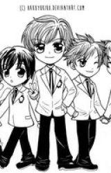 Hikaru x Reader x Karou by PanicAtTheFall0ut