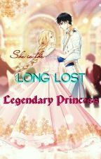 She is the long lost legendary Princess by letlet_mercado