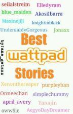 Best wattpad stories(TAGALOG) by ane_gelzzz