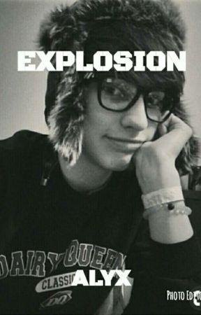 Explosion [Colby Brock] by alyx_1909
