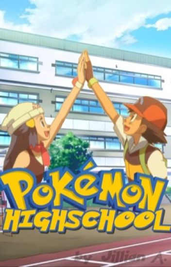 Pokemon Highschool: a Pearlshipping fanfiction