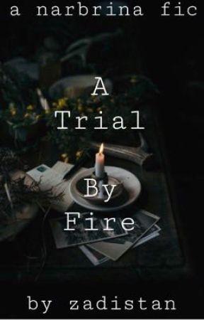 A Trial By Fire [CAOS/Narbrina] by zadistan