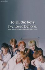 NCT DREAM | To All The Boys I've Loved Before. by amarixe