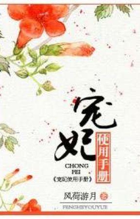 Chongfei Manual pt. 1 by Ara_Lucifer