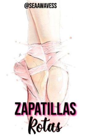 Zapatilla Rotas. by seaawavess