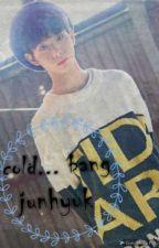 cold...  bang jun hyuk Under Nineteen  by lime_cheetoes