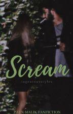Scream || Z.M by ingeniousstyles