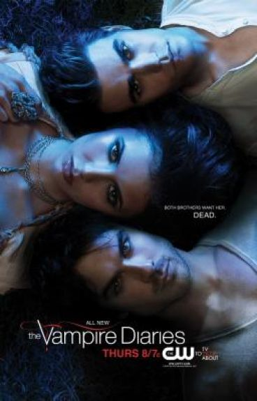 The Vampire Diaries Tv Series (Fan Fiction)