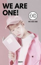 We are one! © ||  EXO by _Twixxer_