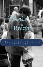 Shortie & Knight by caitygotwords