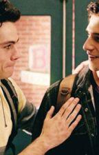 The Stydia Kiss: Stiles telling Scott about it. by Nerd_Girl96