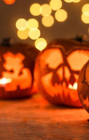 PO BUKU ONESHOT VOL 3 : Halloween Special by Jingle_Bubble