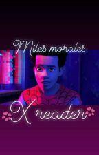 ✨ spiderverse miles morales x reader (cannons & scenarios)✨ by Nanniebear15