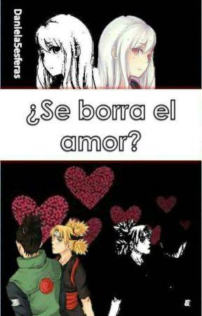 ¿Se borra el amor? by Daniela5esferas