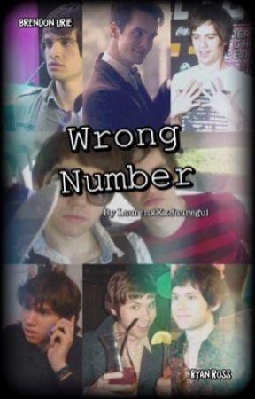 Wrong Number   Ryden by LaurenxXxJauregui