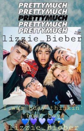 I was busy thinkin' bout boys (PRETTY MUCH) by lizzie_Bieber