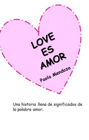 Qual o significado de love