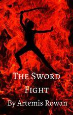 The Sword Fight (Zeldris vs. Reader) by Moira-Western