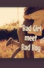 Bad Girl meet Bad Boy by blondebieber
