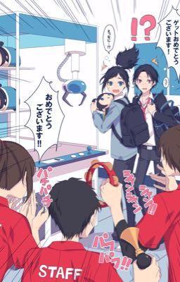 Đọc truyện [KiyoYasu] Messenger nhảm nhí