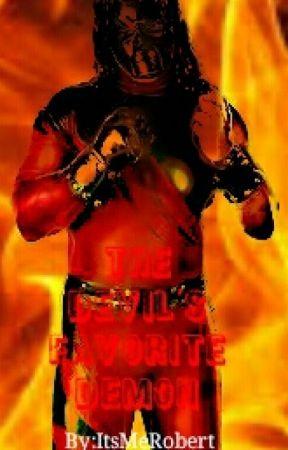 Devil's Favorite Demon - ECW Champion and World Heavyweight