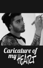 Caricature of my heart (zayn malik ff) by colour-art