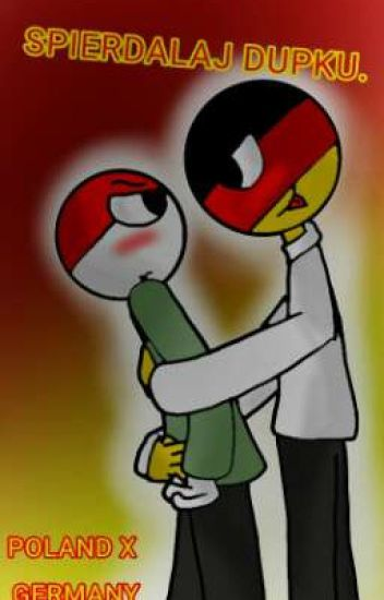 Countryhumans Germany X Poland Stories - 0425