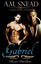 Gabriel: Phoenix Club Series (vol 4) by AMS1971
