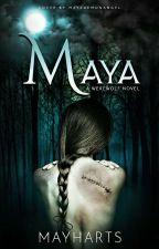 Maya (Oh Hold) by mayharts