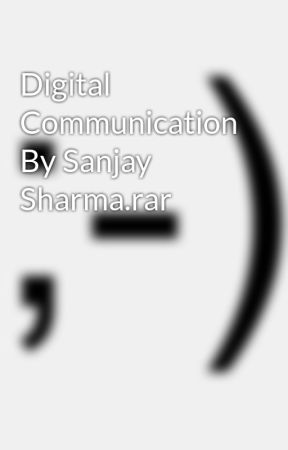 Analog Communication Systems By Sanjay Sharma Pdf