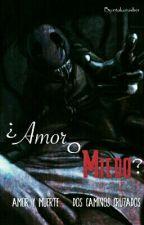 ¿Amor o Miedo?(Eyeless Jack y tu) by otakurusher