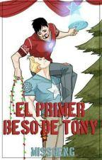 El primer beso de Tony by Hannie-616