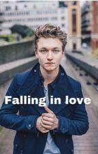 Falling in love ( Harrison osterfield x reader) by Blondefir98