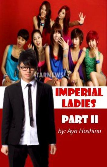 Imperial Ladies (The Continuation)