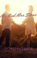 Mr. and Mrs.STONE by crazysahay